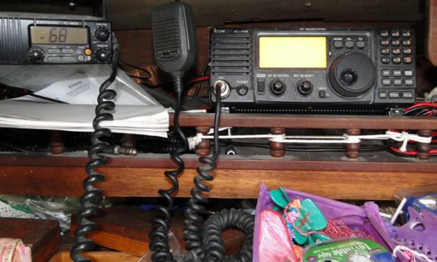 VHF, HF Radio Scripts